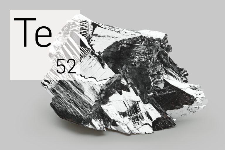 high purity Tellurium pieces_5N Plus